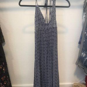 Lulus maxi dress!